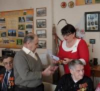 Церемония награждения юбилейными медалями