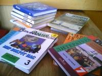 Обеспечение учебниками